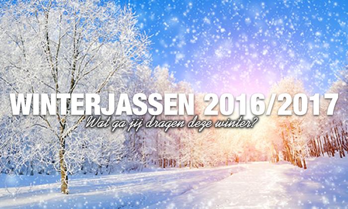 Trends winterjassen 2016-2017