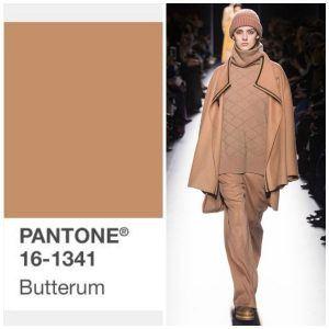 Butterrum - kleuren 2017 / 2018