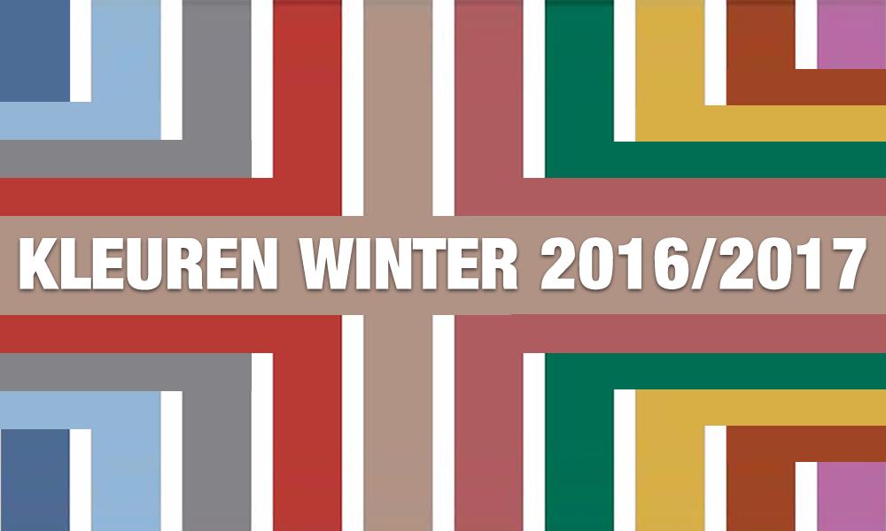 Kleuren trends najaar winter 2016 2017 - Winterjassen Online