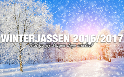 Trends winterjassen 2016-2017