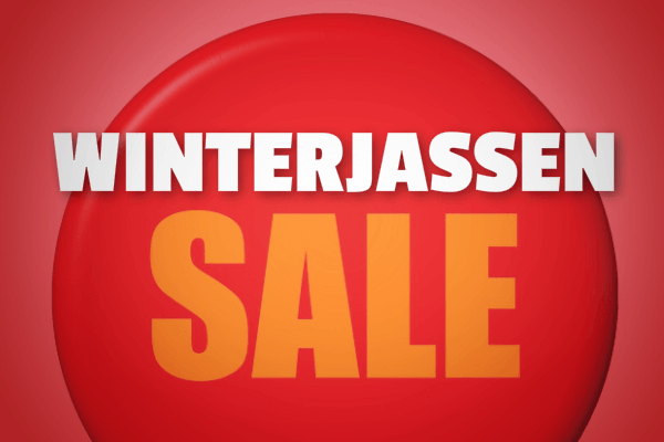 Winterjassen sale